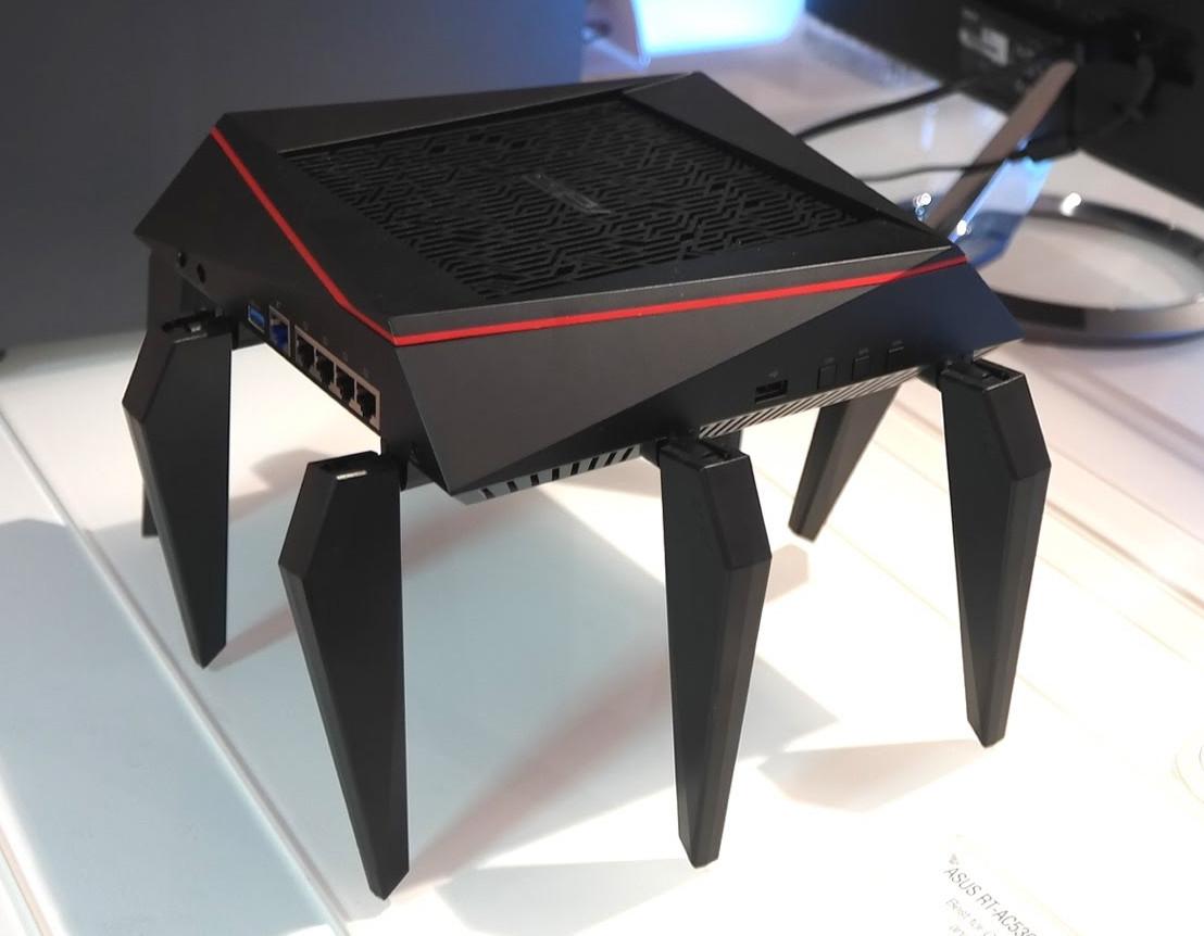 El router más potente, rápido y de mayor alcance, Asus RT-AC5300 con 8 antenas, buen precio, análisis, dónde comprar