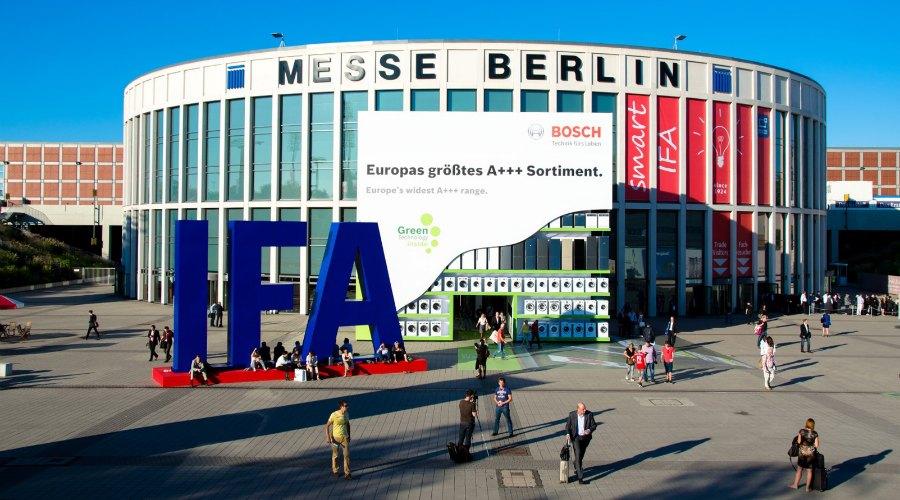 Algunos de los mejores dispositivos de la feria electrónica IFA 2015 de Berlín