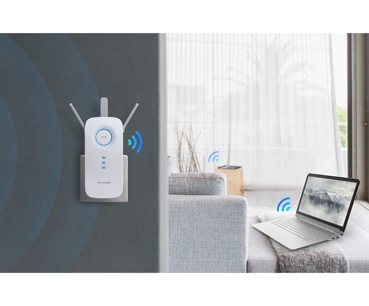 El mejor repetidor wifi más potente, más rápido y de mayor alcance del mercado, mejor solución cuando no llega la señal