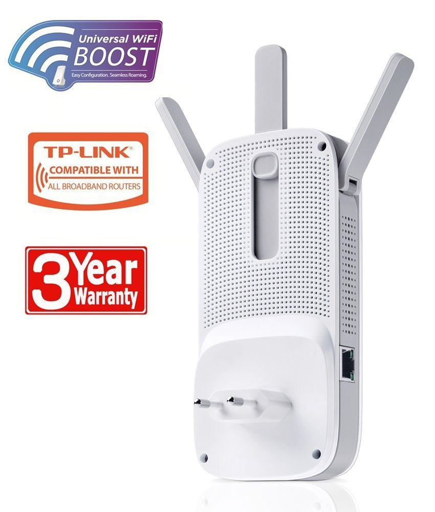 El repetidor wifi m s potente m s r pido y de mayor - Amplificador wifi tp link ...