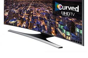 Televisor Samsung Led Curvo de 55''