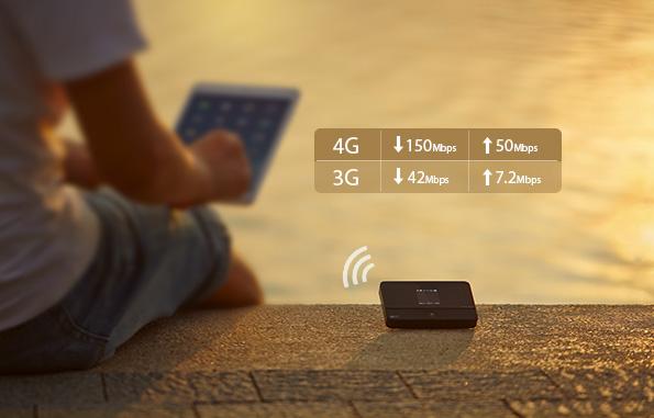 mifi router 4G libre para compartir conexión, qué es y para qué sirve, análisis del TP LINK M7350