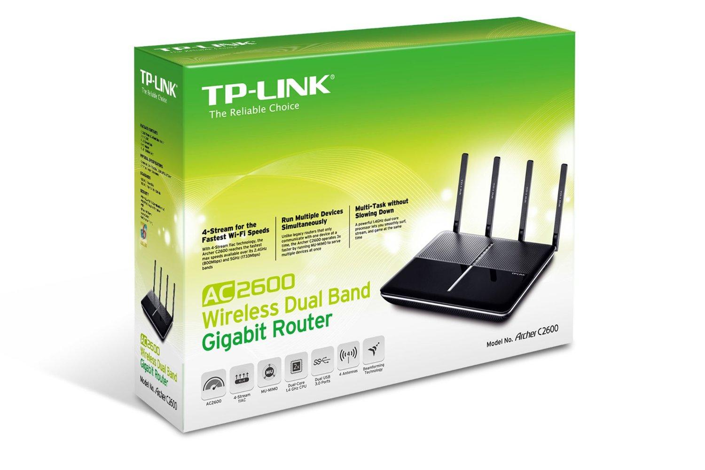 Un buen regalo para estas navidades: el router Archer C2600 de TP Link
