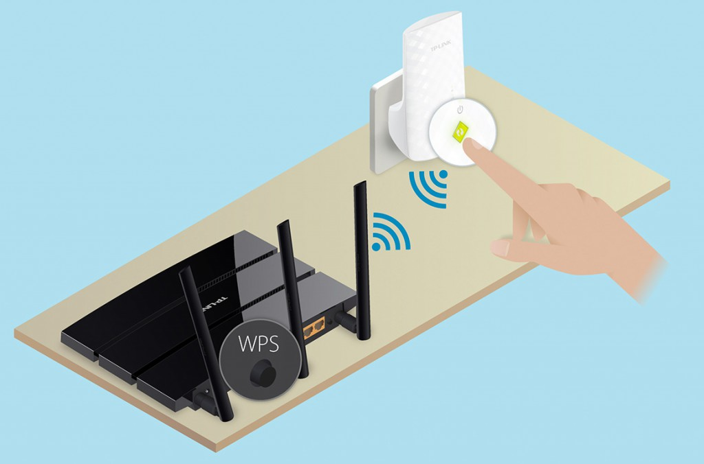 tp link wifi extender manual