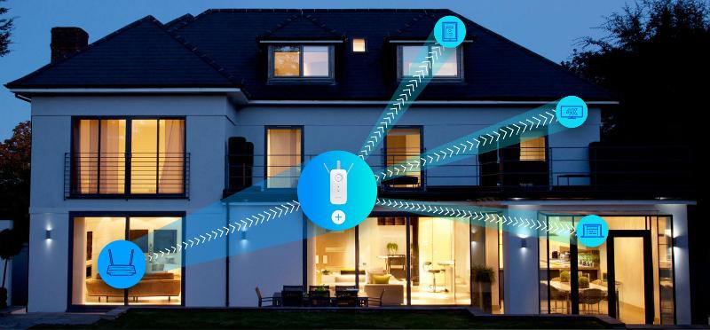 Extensores de red WiFi para llevar la conexión WiFi hasta el último rincón de tu hogar