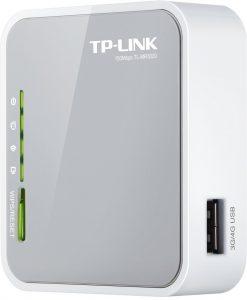 TP-LINK TL-MR3020 Router inalámbrico N 3G/4G portátil