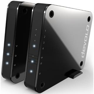 Devolo GigaGate, nuevo repetidor wifi formado por base y satélite, para conectar todos los dispositivos de casa