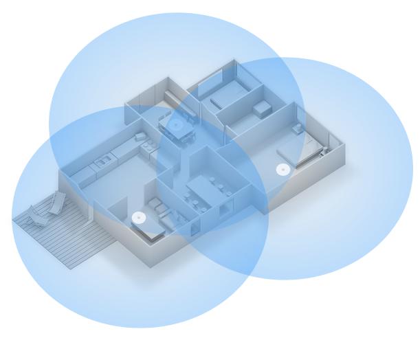 Router Google WiFi modular, combinación de router y amplificador dos en uno, análisis, opinión, configuración
