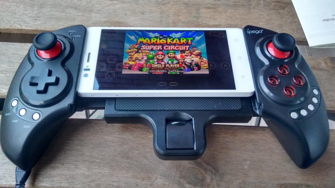 iPega gamepad para Android bluetooth, mando para juegos en el móvil inalámbrico, análisis, precio, donde comprar, modelo 9023