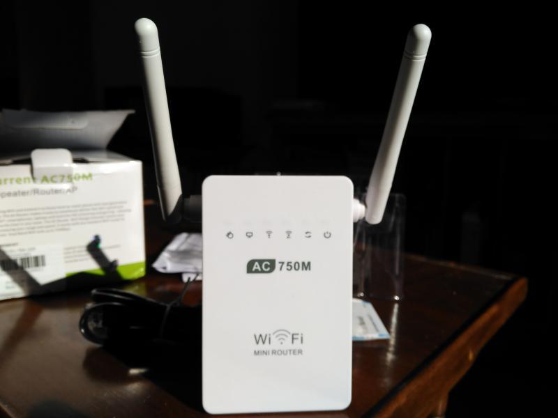 Repetidor wifi chino y barato, compatible Dual Band 5 y 2,4Ghz, como se configura, análisis, arreglar problemas de cobertura