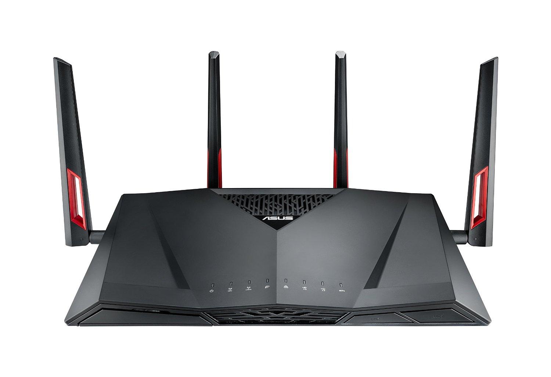 Router wifi Asus RT-AC88U, un dispositivo de gama alta para jugar online con las mejores prestaciones
