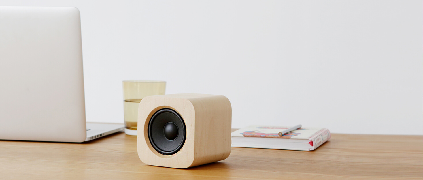 Altavoz WiFi para escuchar Spotify o Airplay de modo integrado desde casa