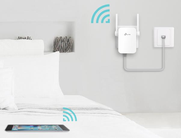Eliminar zonas muertas de wifi con el extensor de cobertura TP-Link RE305 AC1200, señal estable y robusta, producto 2017