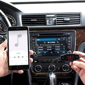 Como Conectar El Móvil Android O Iphone A Cualquier Radio De Coche Adaptador Fm Inalámbrico Dodocool Compatible Con Todas Las Marcas Compartirwifi