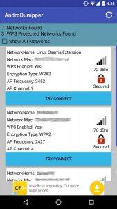 aplicacion para hackear redes wifi con android