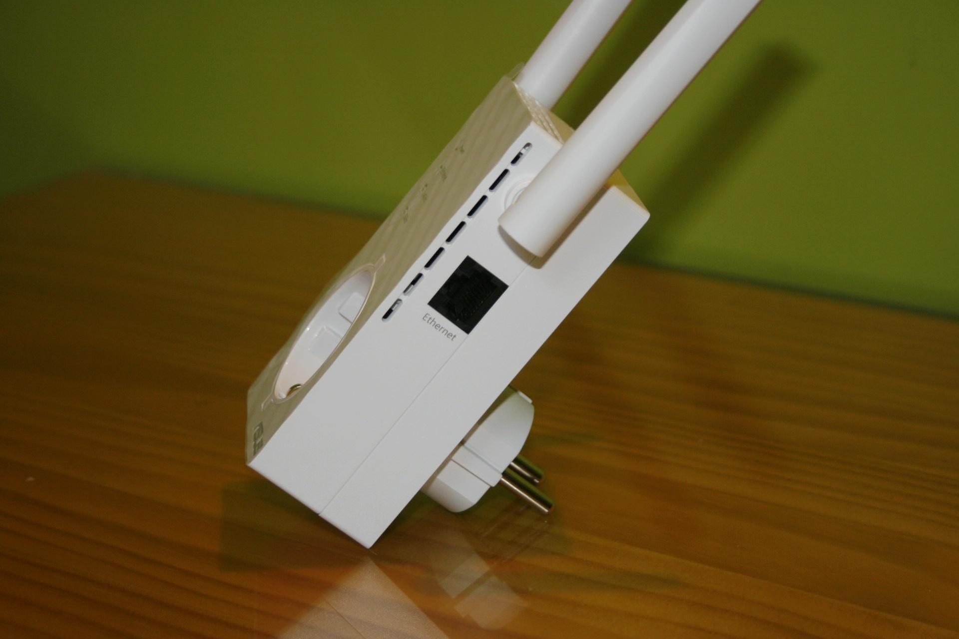 Asus RP-AC53, otro dispositivo 3 en 1: repetidor, punto de acceso y bridge