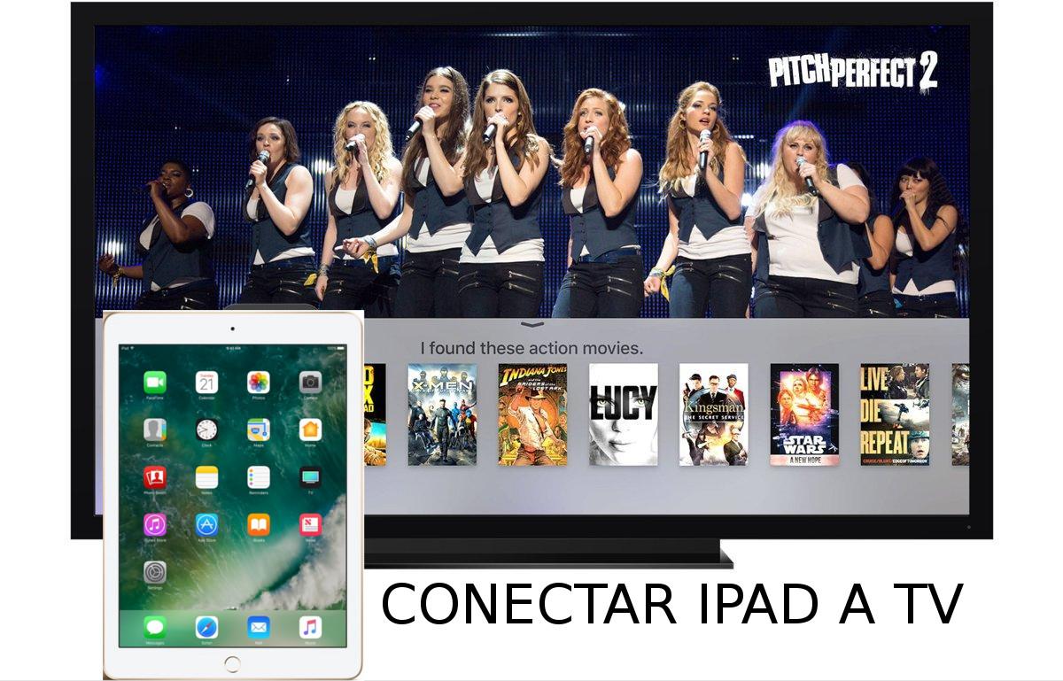 Conectar ipad a tv por USB o wifi para LG, Samsung, Sony, Philips, Panasonic, sin cables