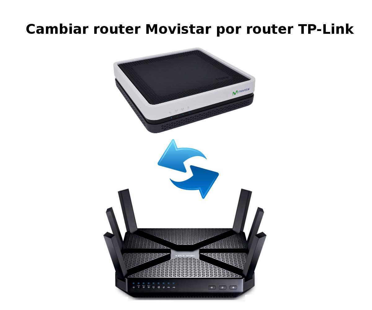Router movistar fibra de TP-Link, configuración, cambiar router movistar hgu por otro más potente, Archer C9, Archer C3150 y Archer C3200