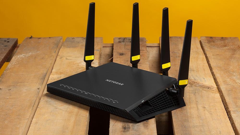 Router WiFi Netgear R7000P, uno de los mejores dispositivos con Band Steering