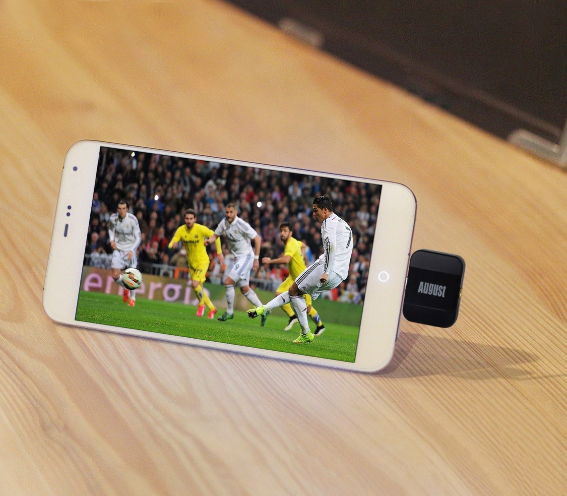 Como ver la tele en el móvil con Android o en el iPhone gratis en España, la 1, antena 3, la sexta, telecinco