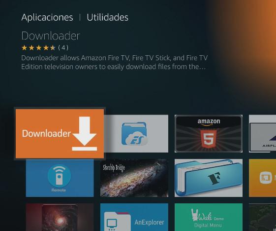 Instalar HBO, Kodi, Movistar+ y apps de Android en Amazon