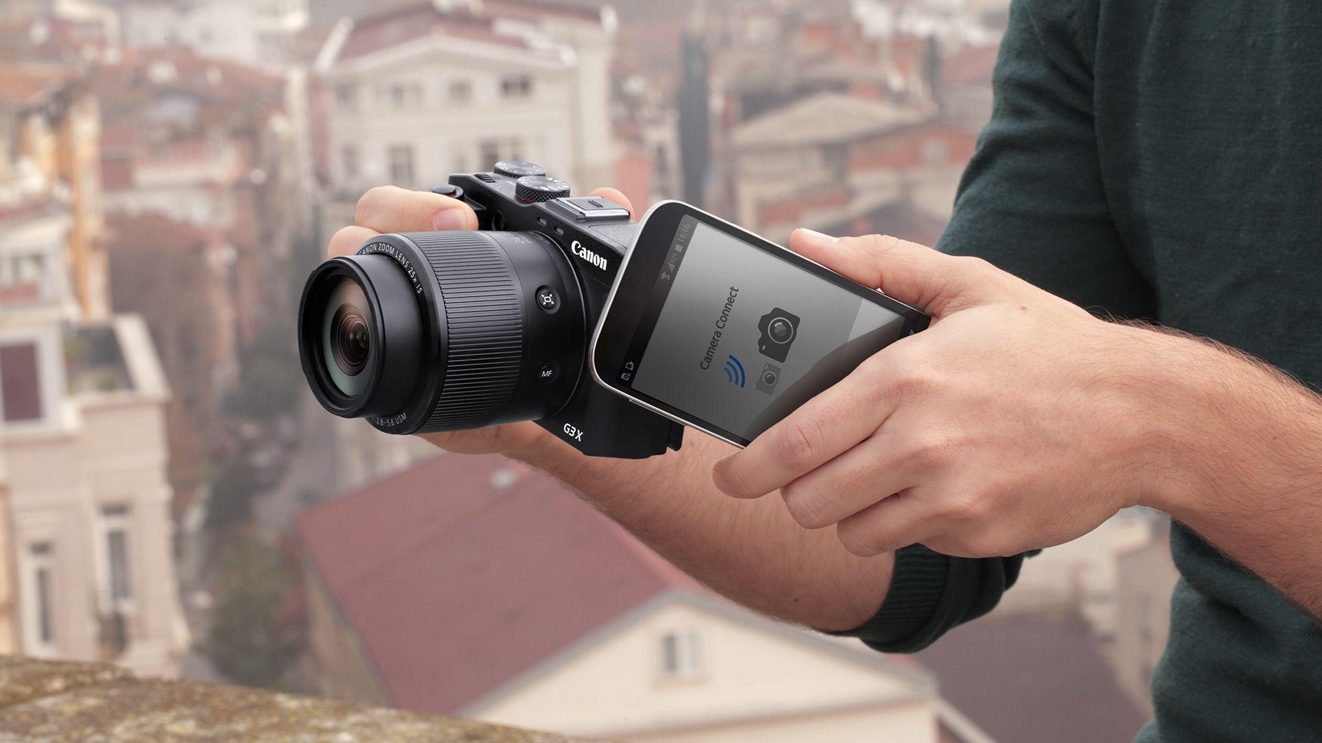 Las mejores cámaras digitales WiFi de Nikon y Canon para capturar los mejores momentos