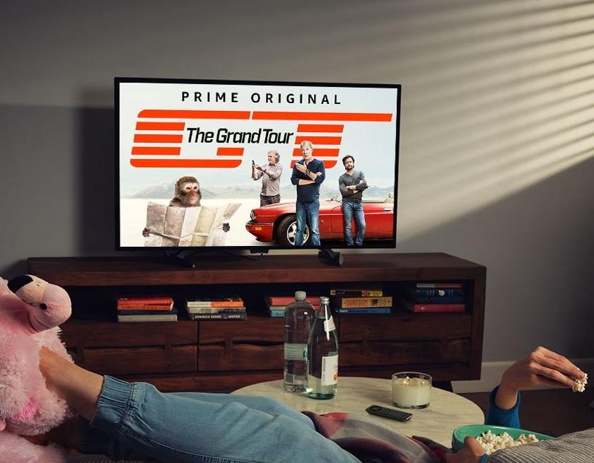 TV con Amazon Prime Video o Smart TV compatibles, precio, características, marcas, modelos, ver Amazon Prime Video en tv