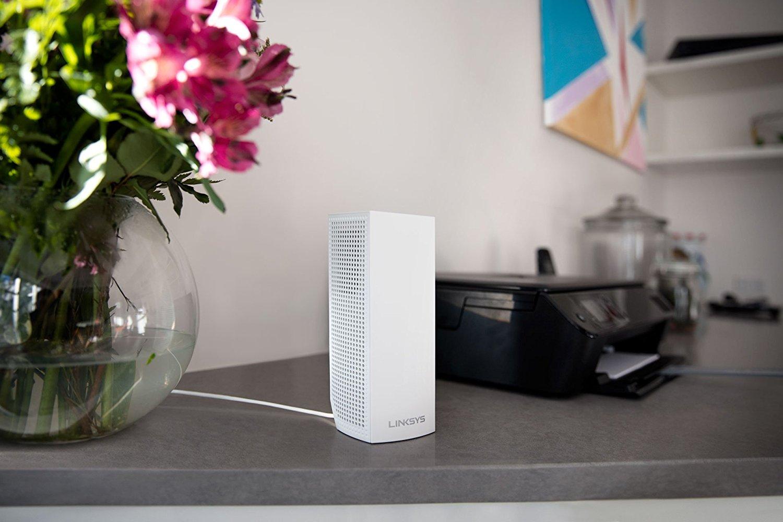 Linksys Velop, un Sistema WiFi en malla para todo el hogar