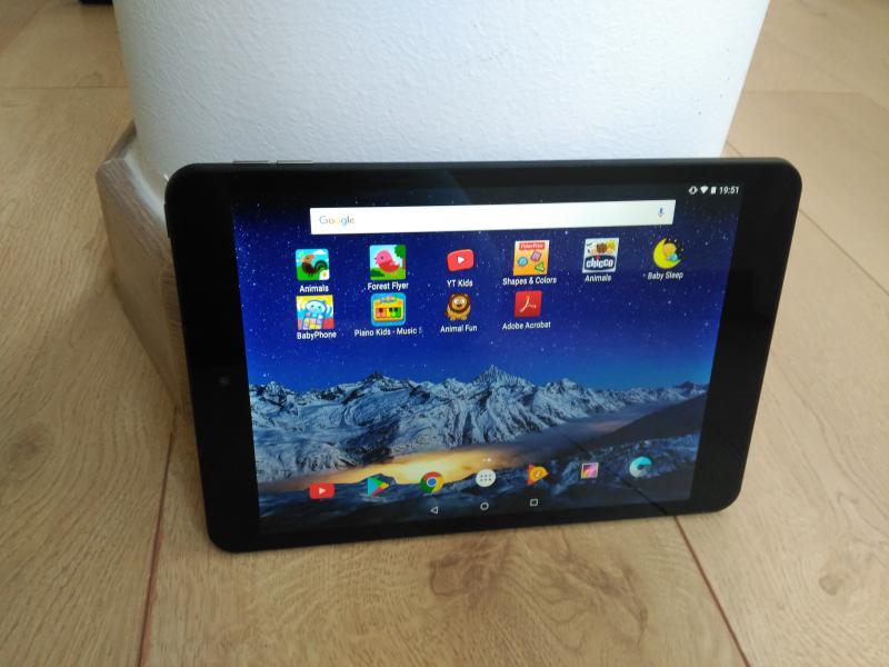 Ipad mini clon chino, iFive Mini 4s con pantalla retina, precio, características, opiniones, análisis