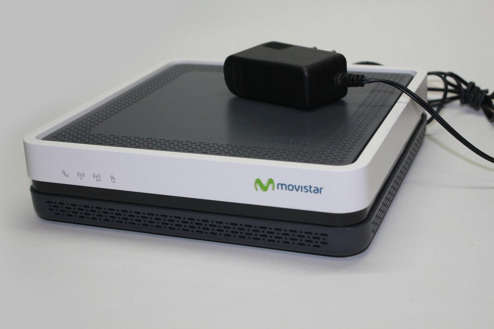 Como configurar el router de Movistar en modo bridge, para aprovechar la potencia de un router neutro