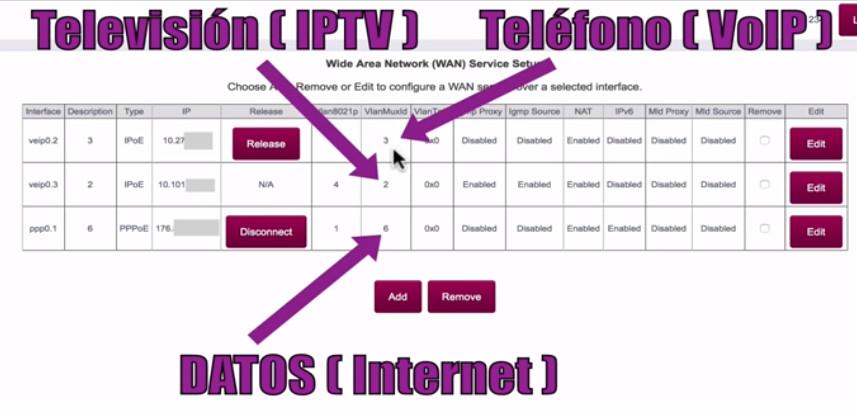 Como configurar el router de Movistar en modo bridge, para