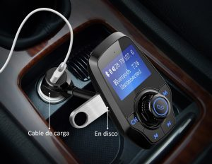Como Poner Bluetooth Para Coche Barato Y Para Cualquier Marca De Radio De Coche Para Conectar El Movil Al Coche Compartirwifi