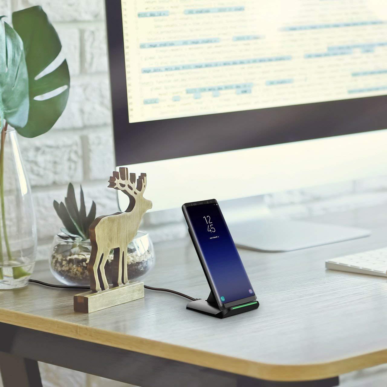 Cargadores inalámbricos para tus teléfonos móviles Android e iOS