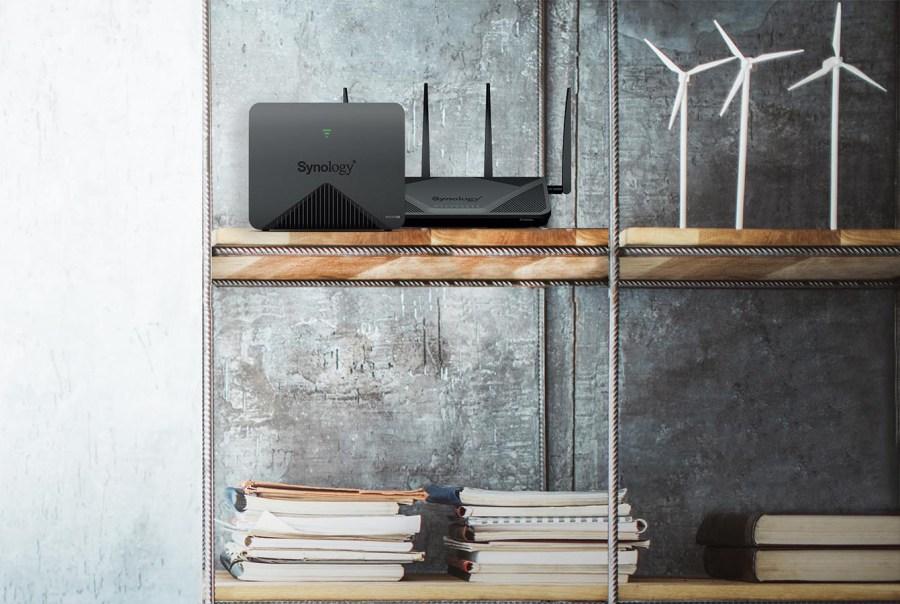 Synology MR2200ac, el nuevo sistema WiFi Mesh para redes potentes