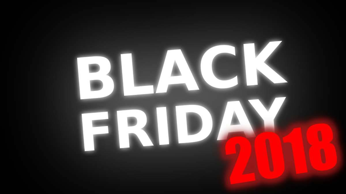 Ofertas en Amazon durante el Black Friday de 2018