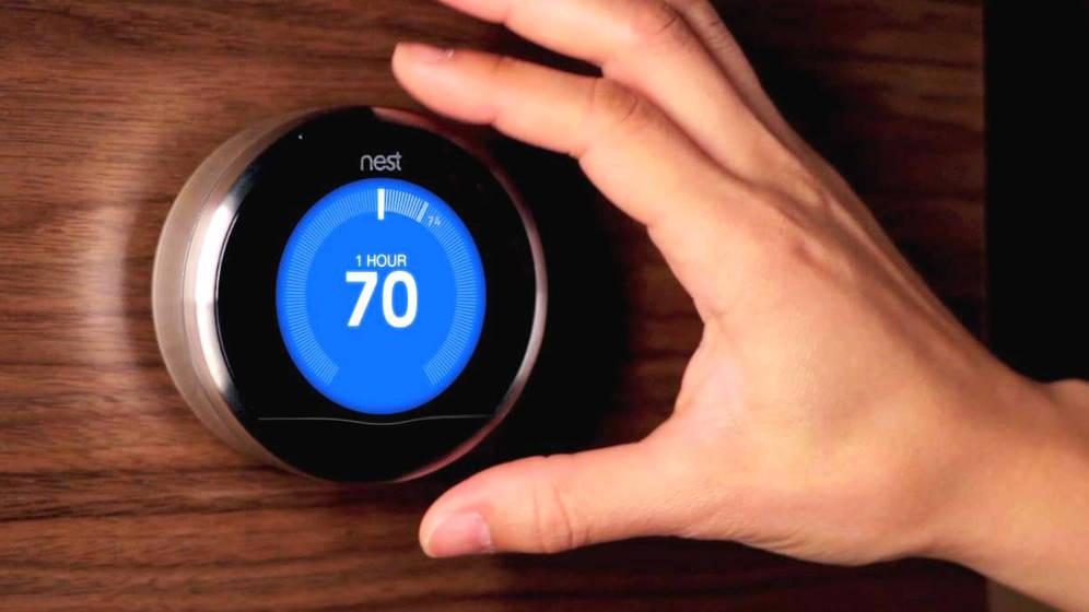 Instalación de termostatos inteligentes para controlar la calefacción en casa