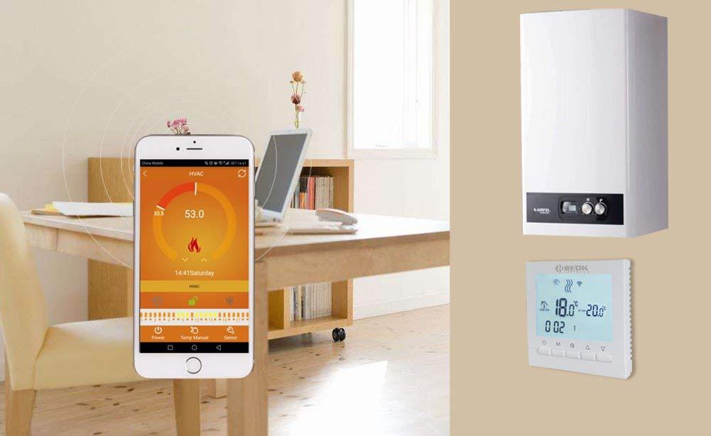 Termostato WiFi Beok para calderas de gas, dónde comprarlo, precio