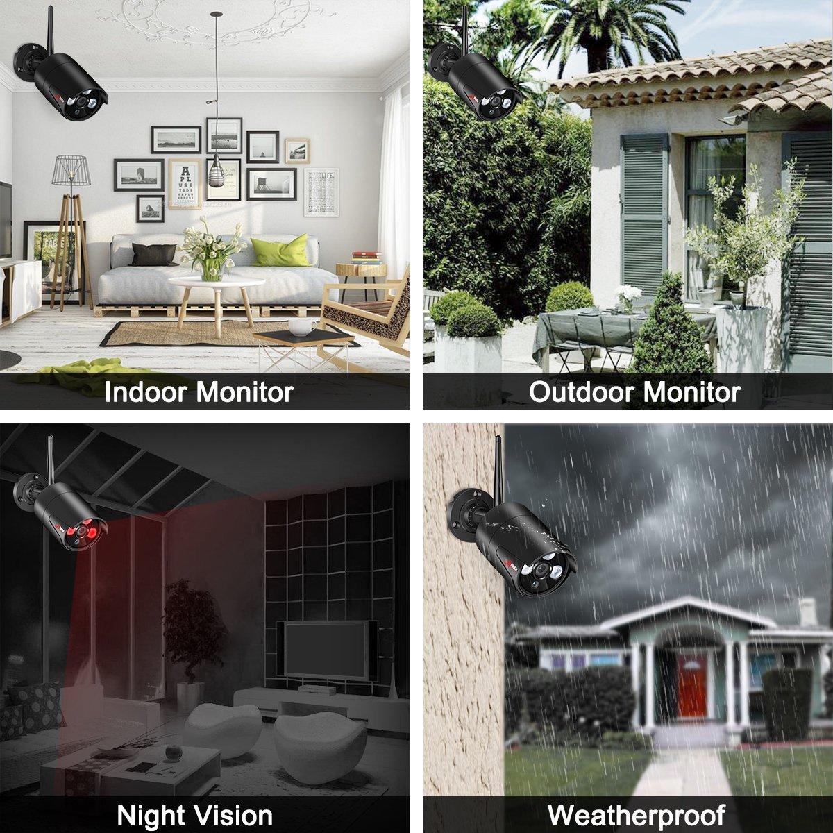 Los mejores sistemas de seguridad WiFi para casa y la oficina