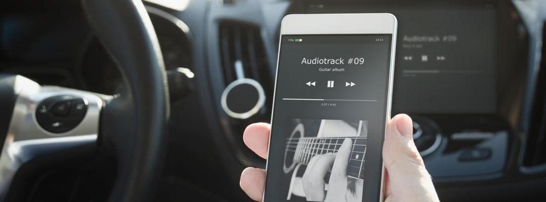 Como tener Spotify en el coche de marcas como Citroen, Peugeot, Renault, Seat, Volskwagen y otras