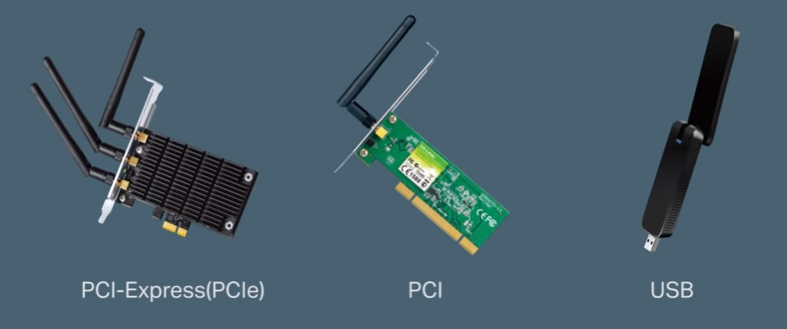 Como instalar una tarjeta de red o adaptador wifi a un PC con Windows 10, para USB, PCI y PCIe