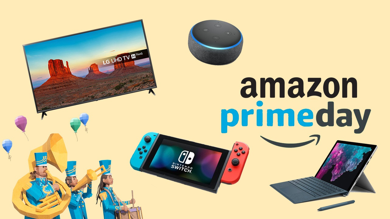 Prepárate para las mejores ofertas de Amazon en el Prime Day de 2019