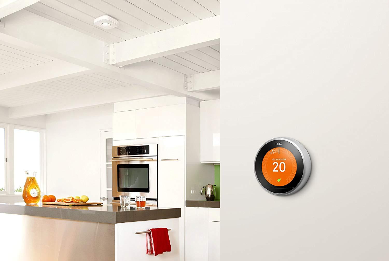 Mantén la mejor temperatura en casa y ahorra dinero con un termostato inteligente