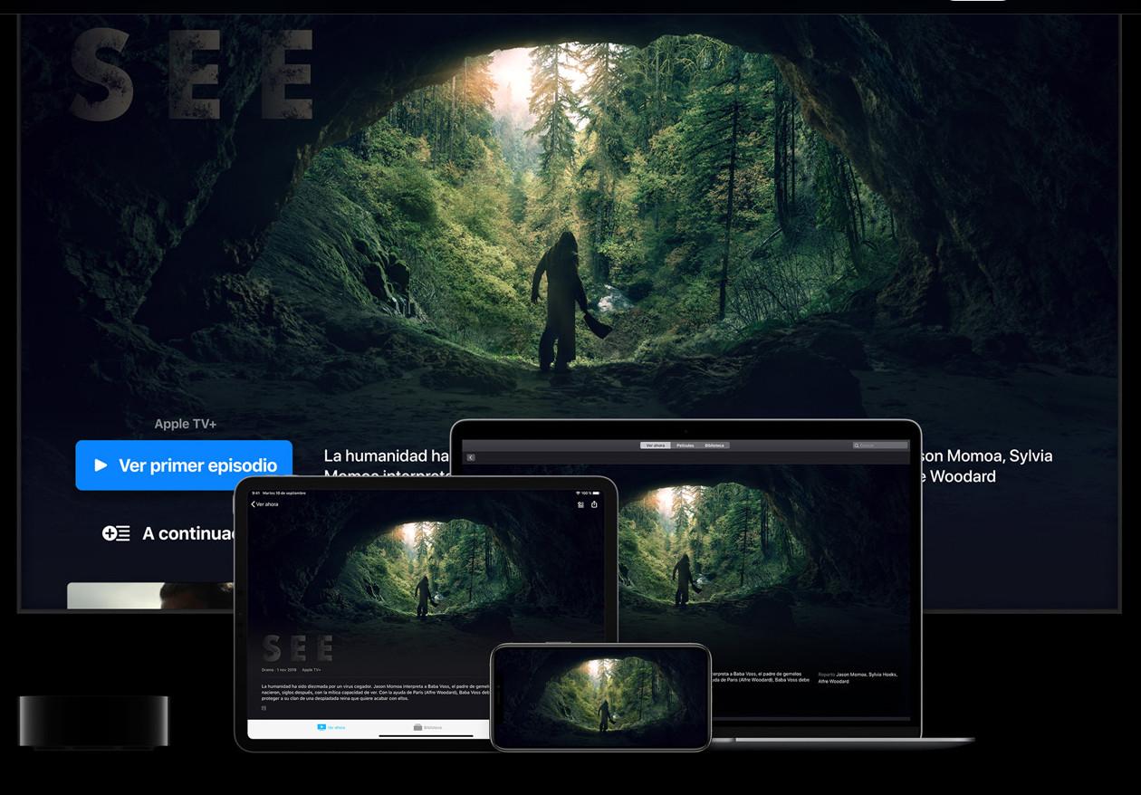 Instalar app de Apple TV en Smart TV LG, Samsung, Sony, Philips, Panasonic, Hisense y cualquier otra marca