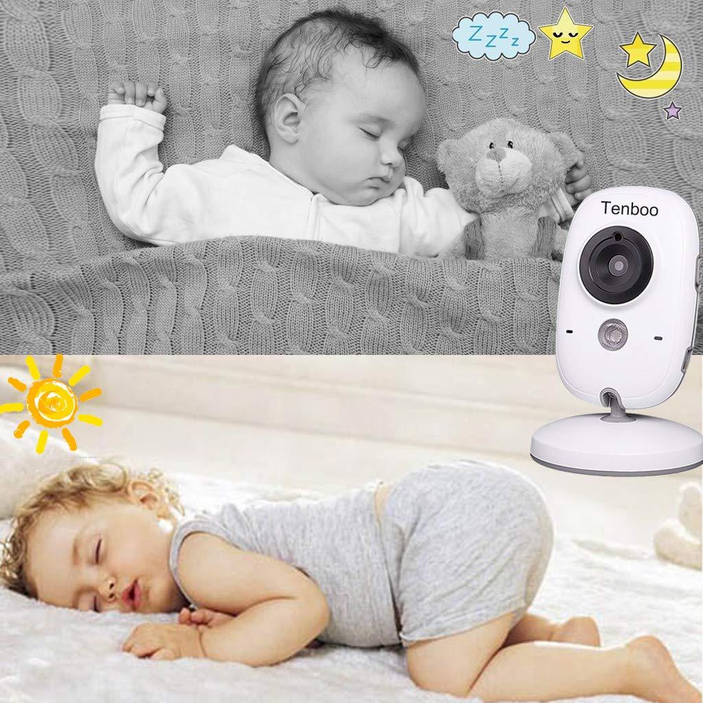 Sistemas de vigilancia WiFi para mantener controlado a tu bebé desde cualquier punto de la casa