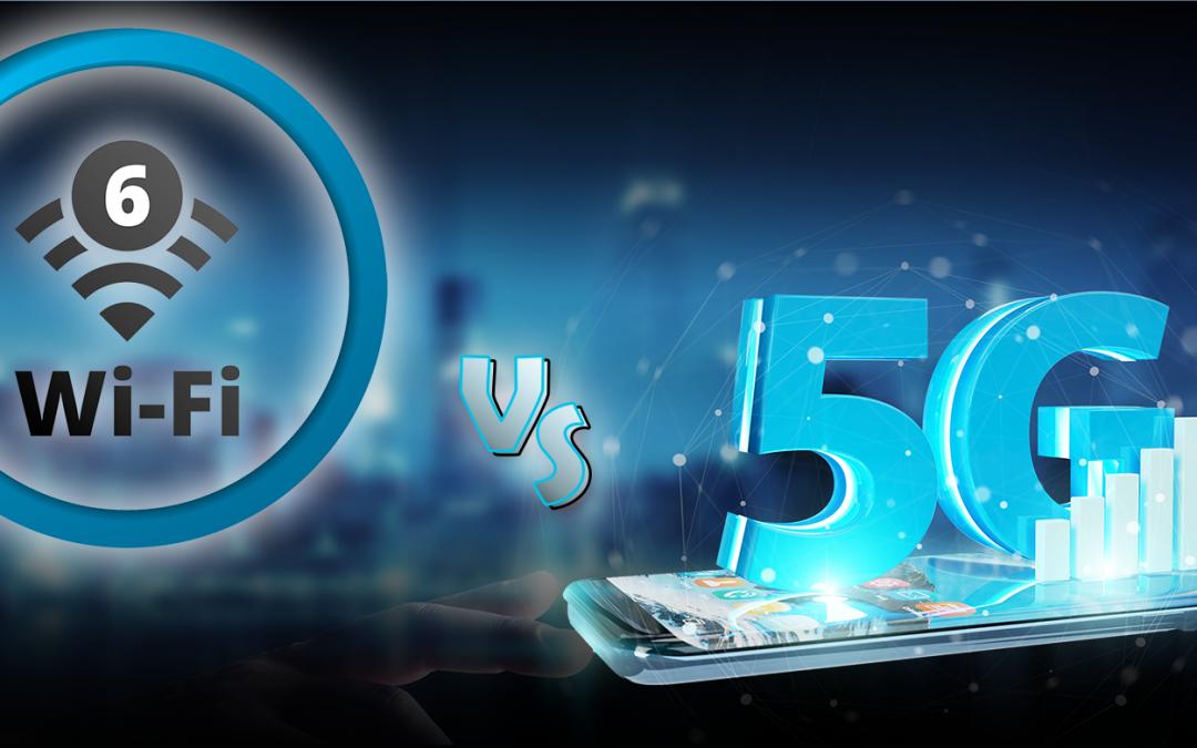 WiFi 6 y 5G, dos tecnologías que buscan encontrar el mismo espacio