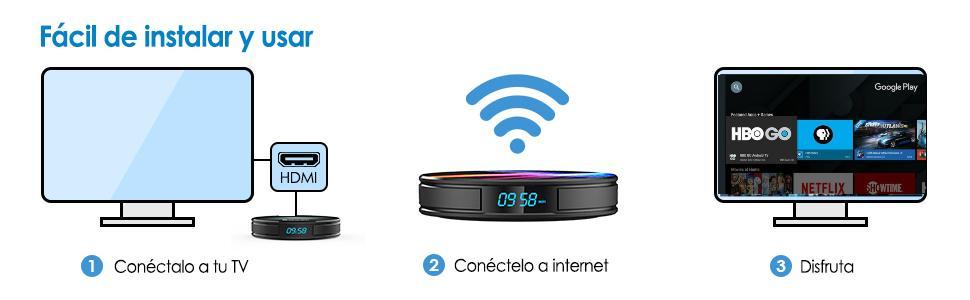 Descargar e instalar play store en smart tv LG, Samsung, Hisense, Sony, Philips, Panasonic y otras marcas de TV