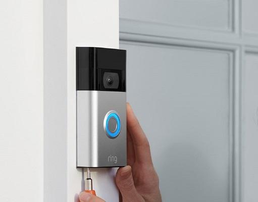 Amazon Ring Video Doorbell 3