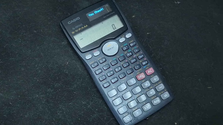 Calculadora Casio WiFi