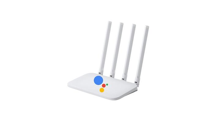 Google asistente controlar router voz