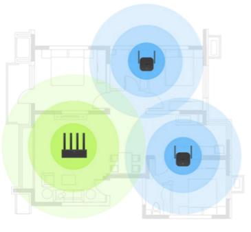 Como funciona un repetidor wifi y cómo se configura para obtener la mayor cobertura posible